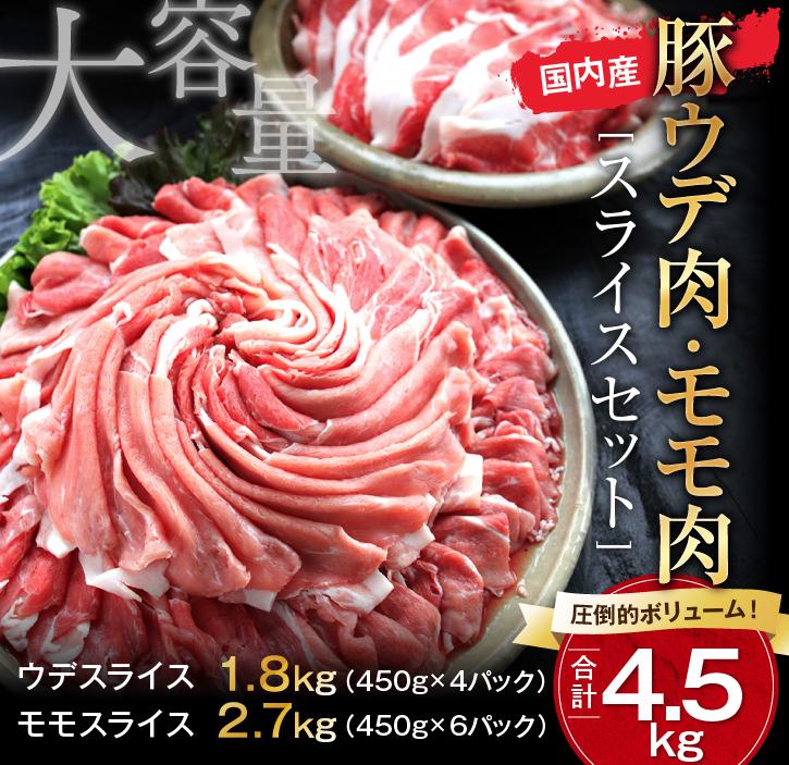 ふるさと納税宮崎県都農町の豚肉セット