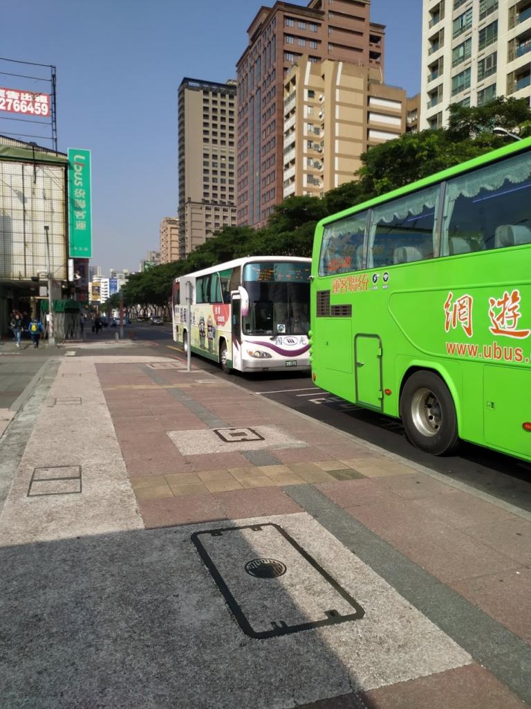 高雄高速バス乗り場