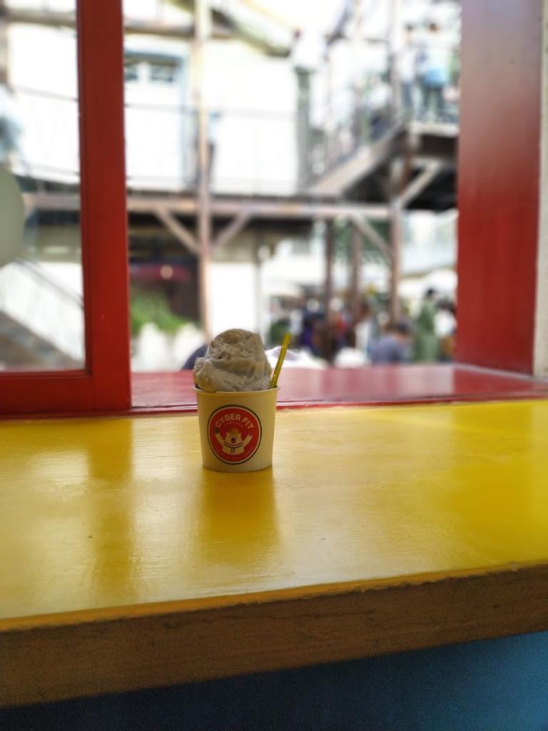審計368新創聚落のアイスの店