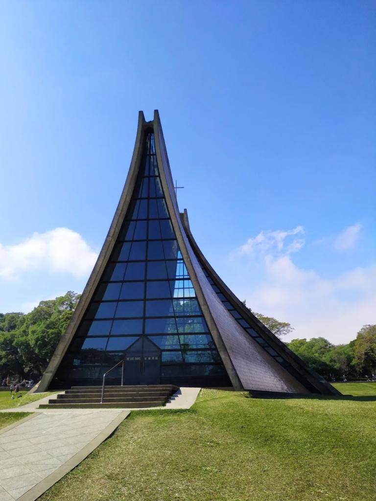 Luce Memorial Chapel東海大学にある