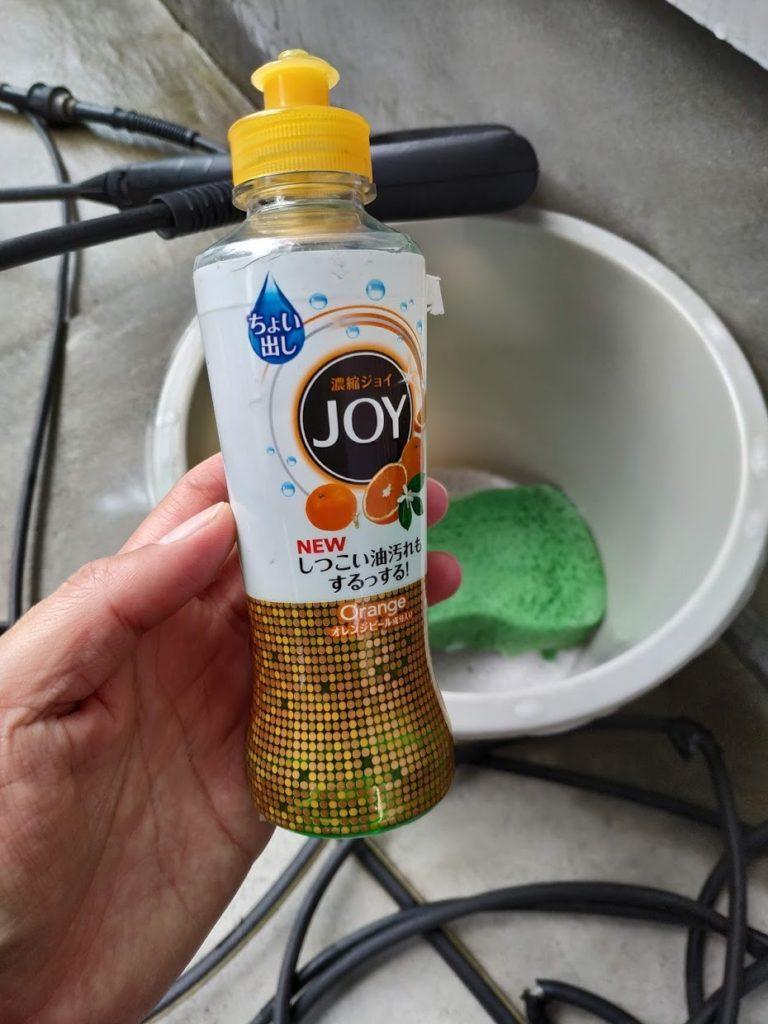 一般家庭にある食器洗い洗剤