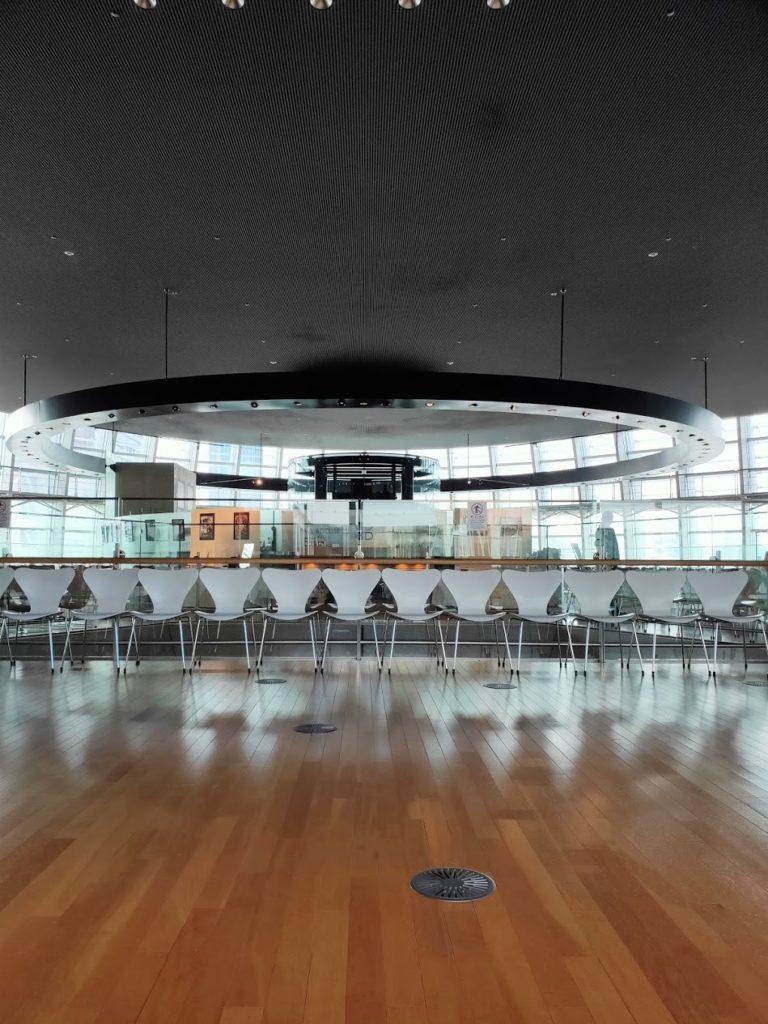 国立新美術館ブラッスリー ポール・ボキューズ ミュゼのお店
