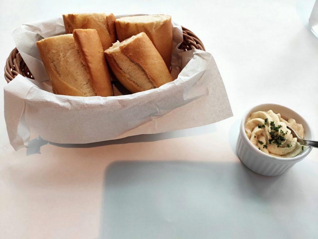 国立新美術館ブラッスリー ポール・ボキューズ ミュゼのパン