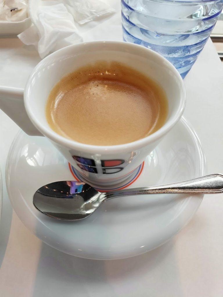 国立新美術館ブラッスリー ポール・ボキューズ ミュゼのコーヒー