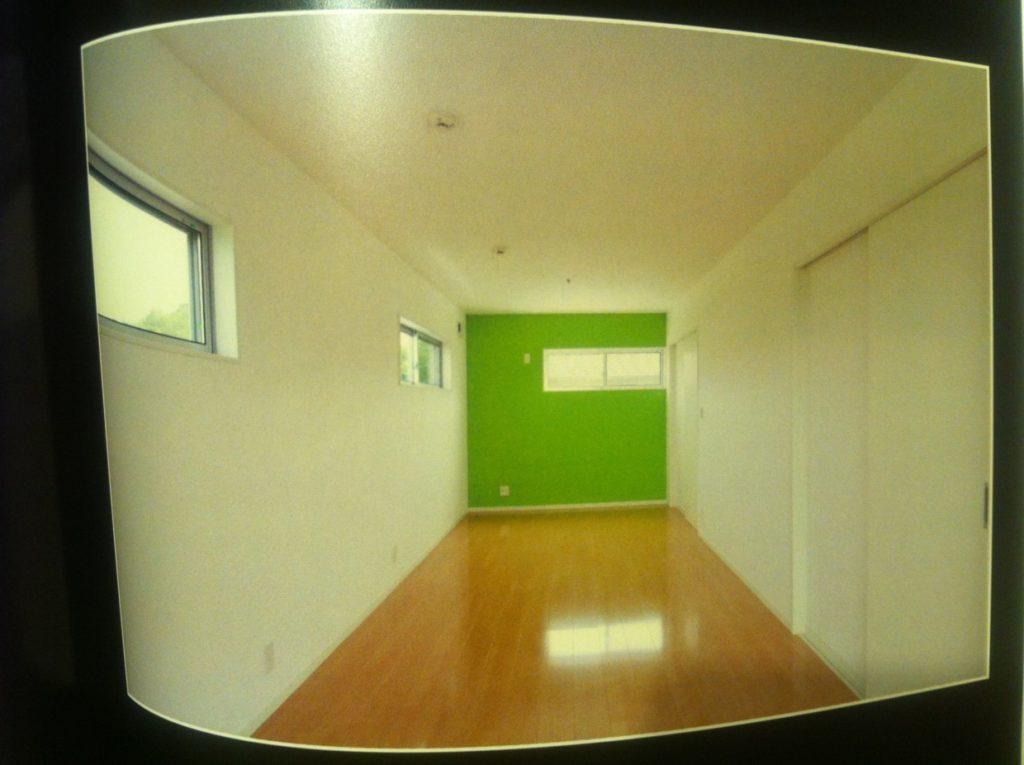 新築時の子供の部屋