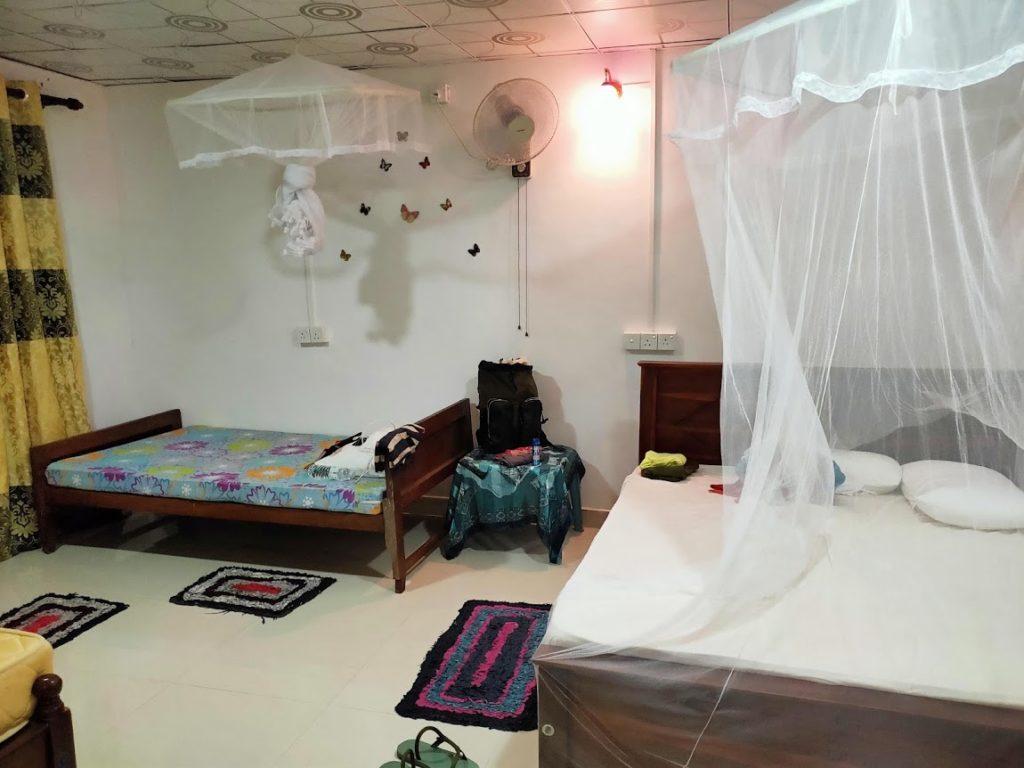 シギリヤロックビューホームステイの部屋2