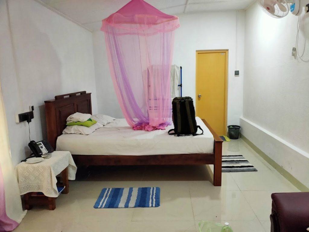 araniホームステイでの部屋1