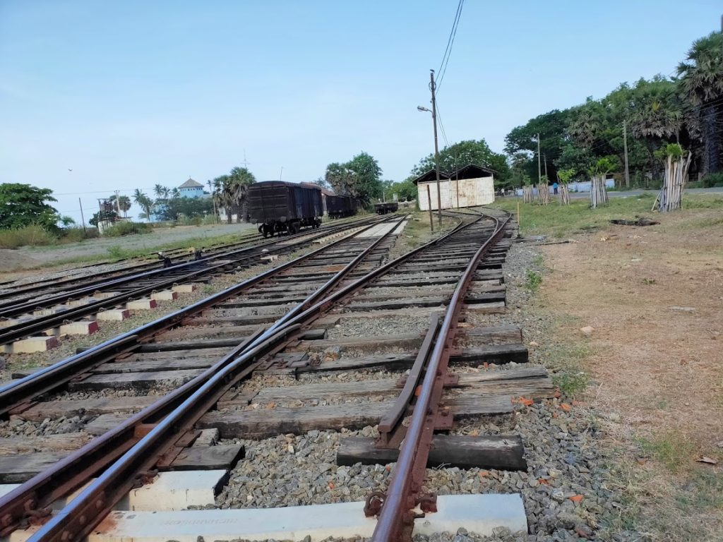 トリンコマリーの鉄道2