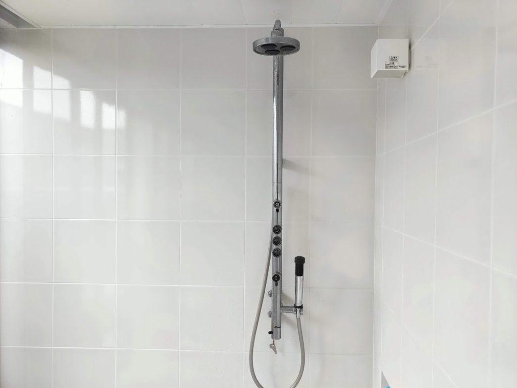 TOTOのTMC95のシャワー水栓