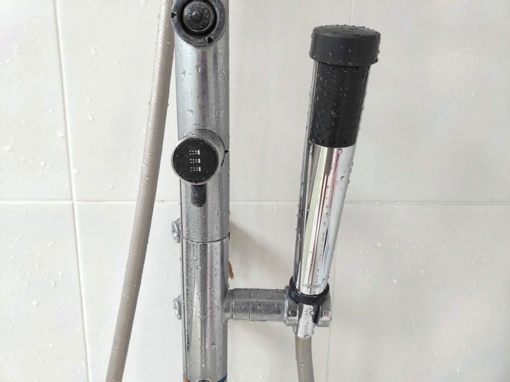TOTOのTMC95水栓の水漏れ