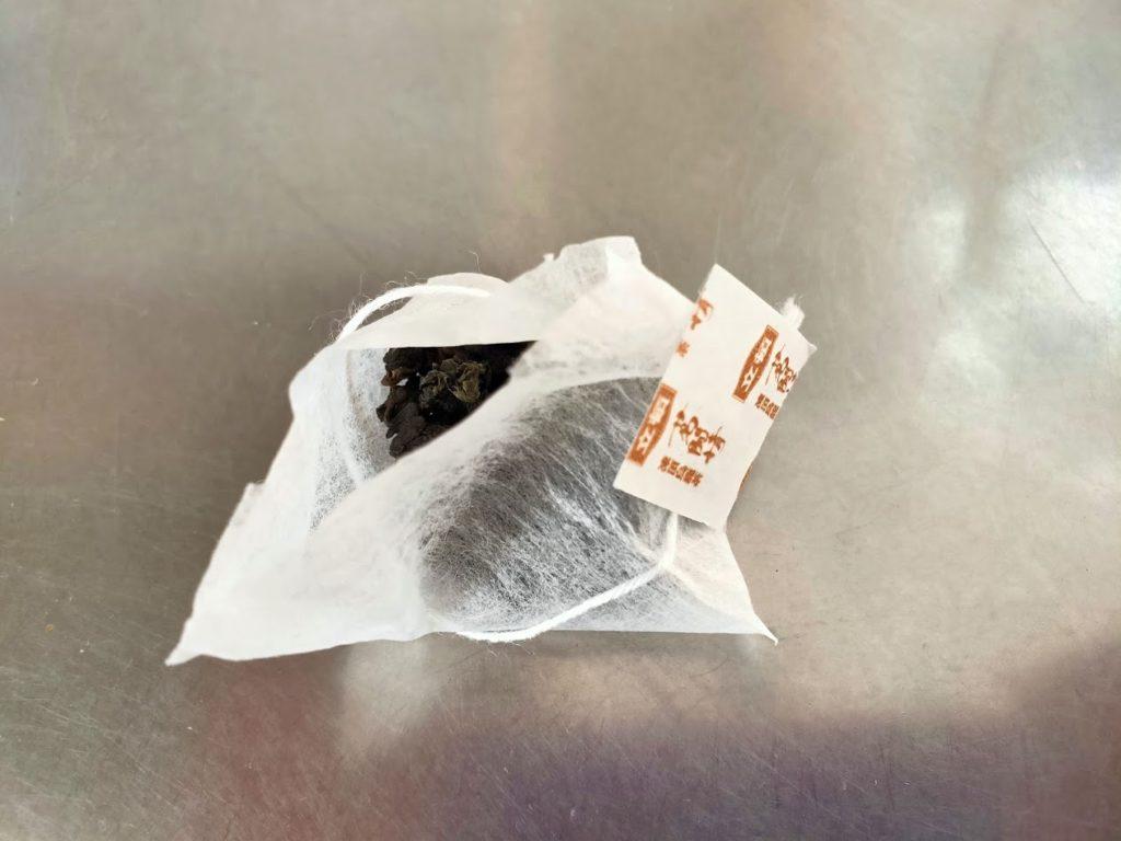 台湾リプトンの凍頂烏龍茶パック