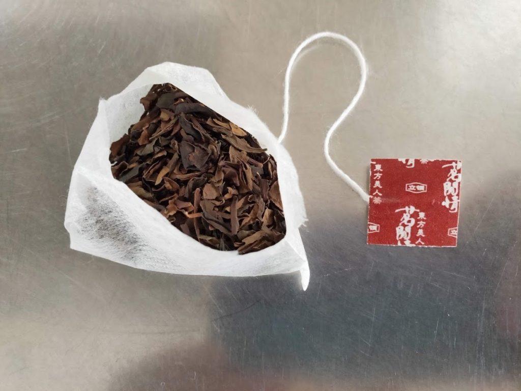 台湾リプトンの凍法美人茶パック