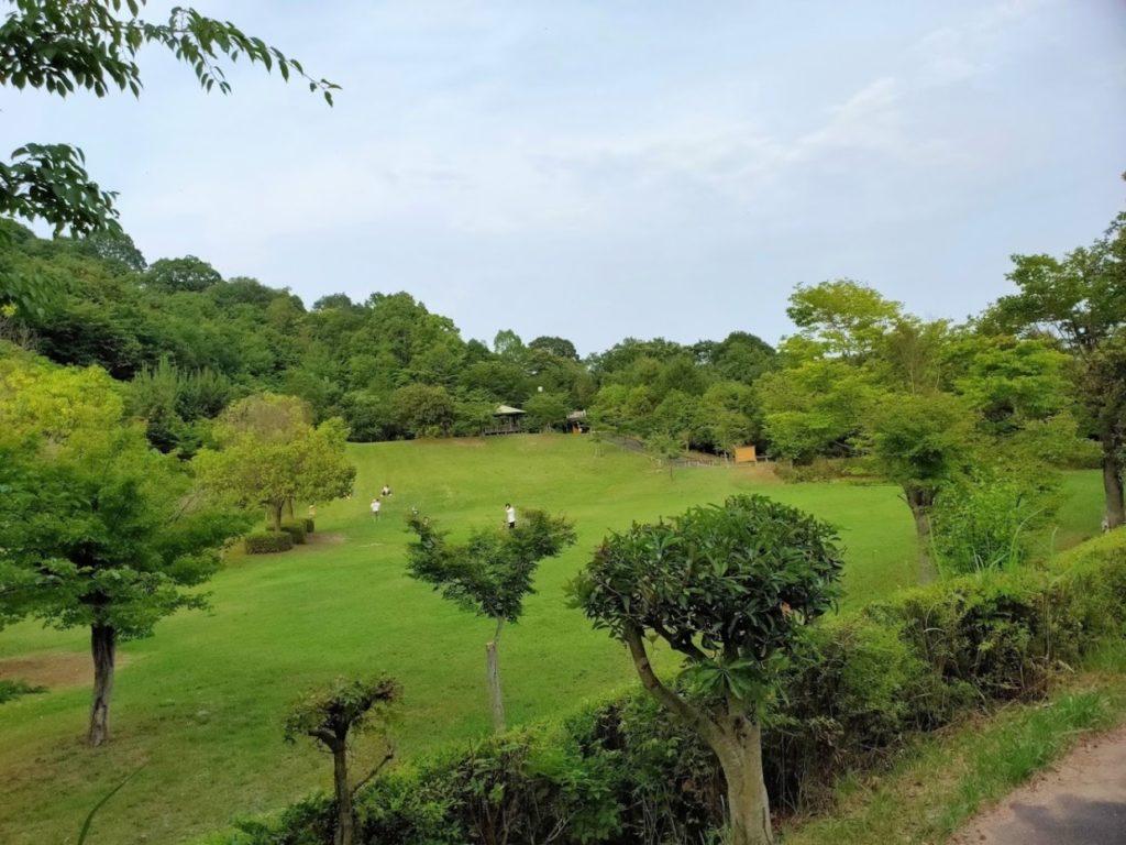 憩いの森公園キャンプ広場