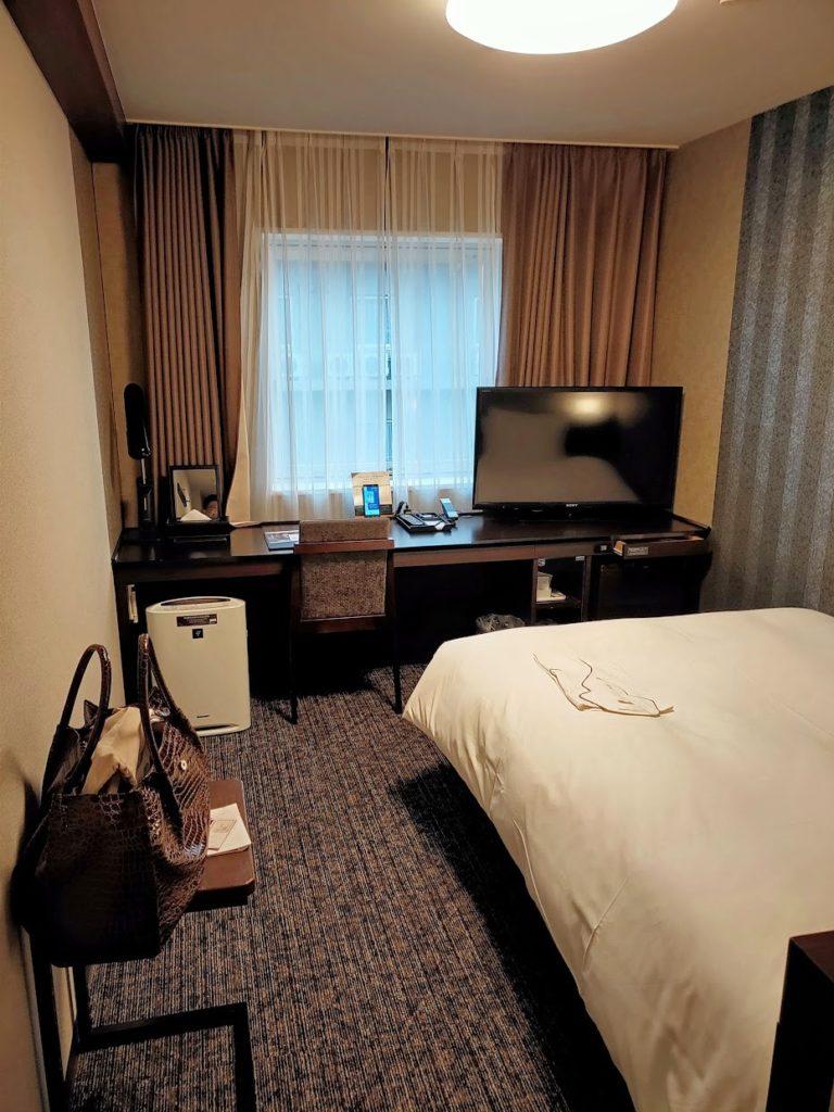リッチモンドホテルのシングルルーム