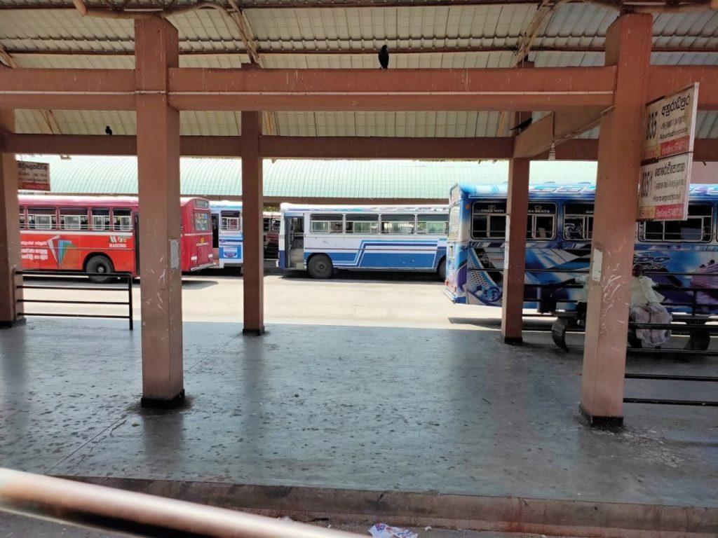 トリンコマリーバスステーション2