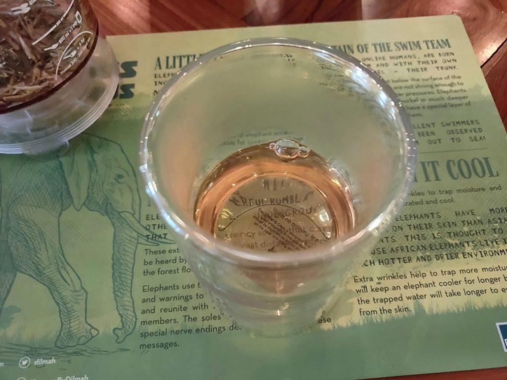 t-loungeのシルバーチップス紅茶