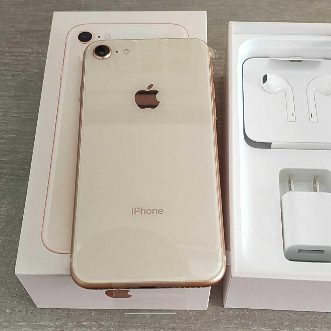 iphone本体と付属品
