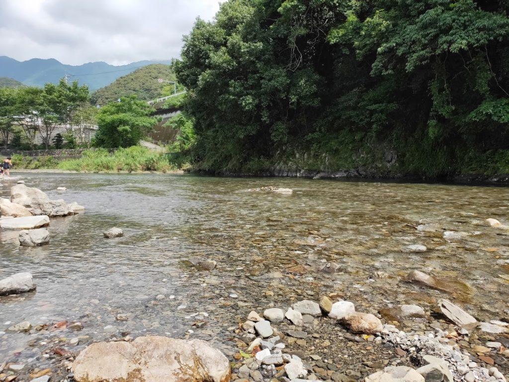 かわうそ自然公園の川