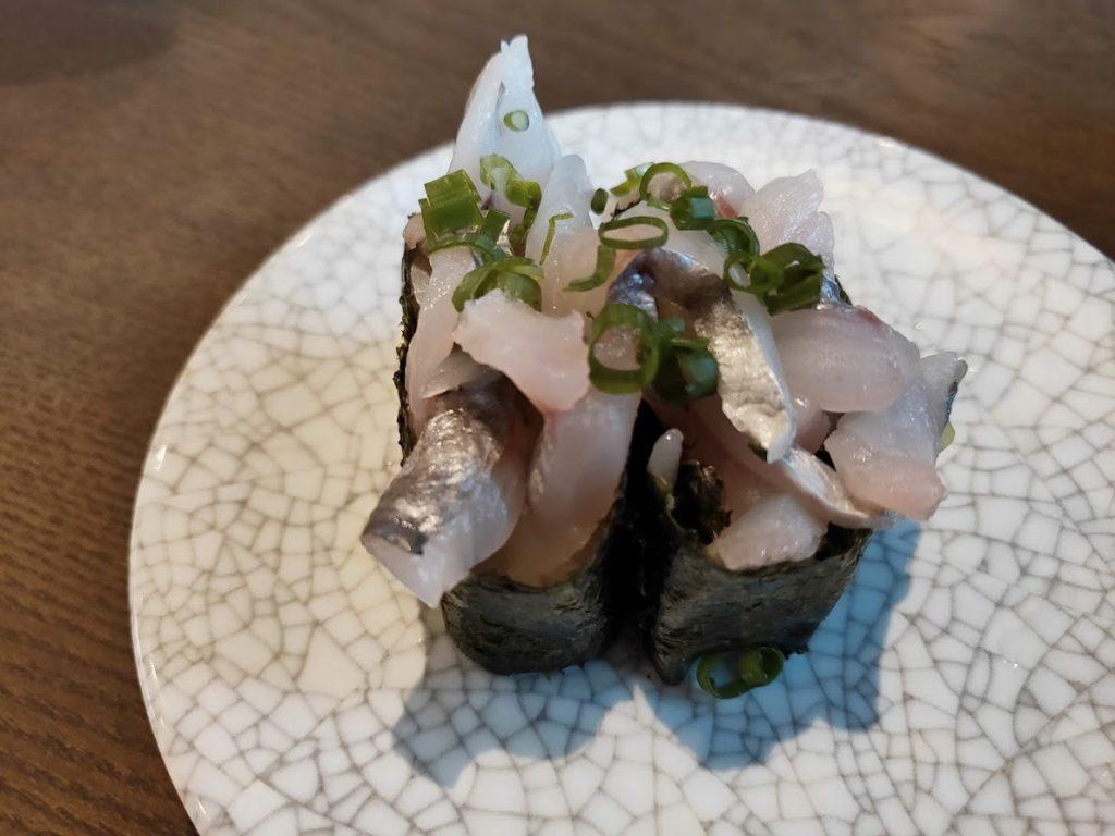 亀正くるくる寿司のあめた