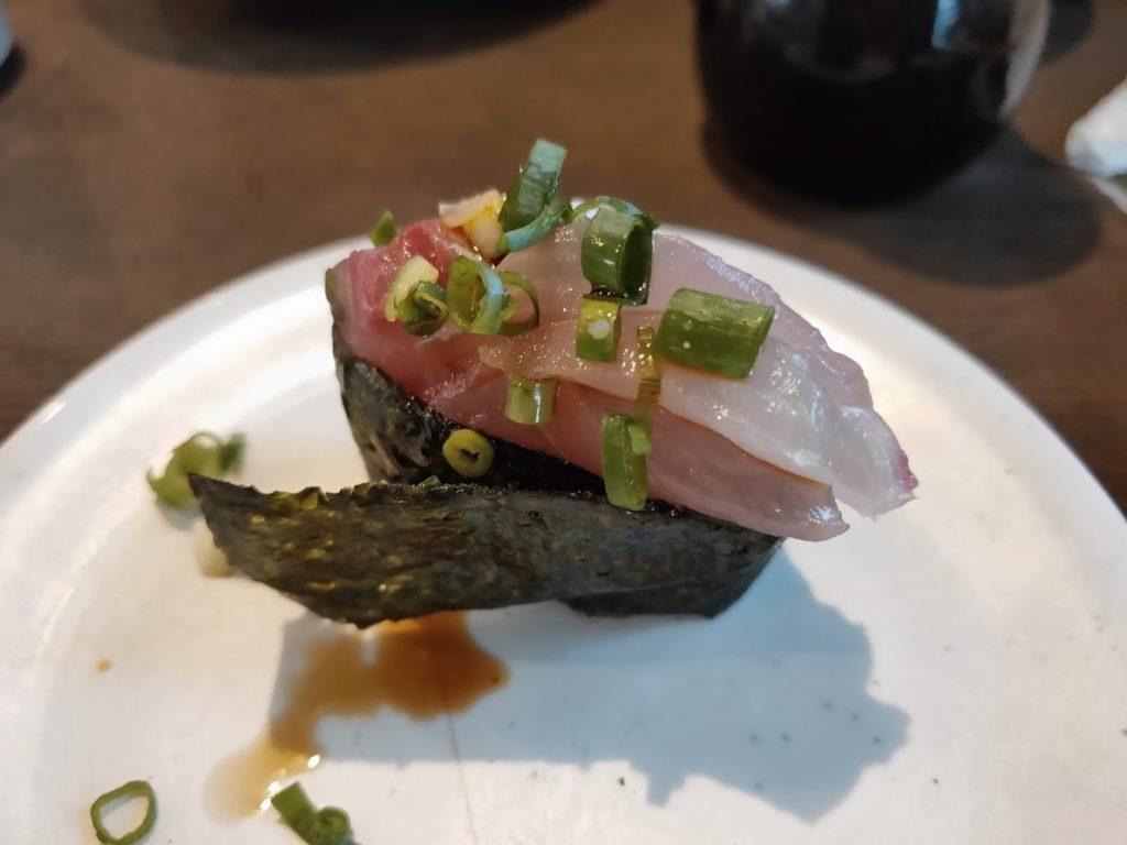 亀正くるくる寿司のりゅうきゅう
