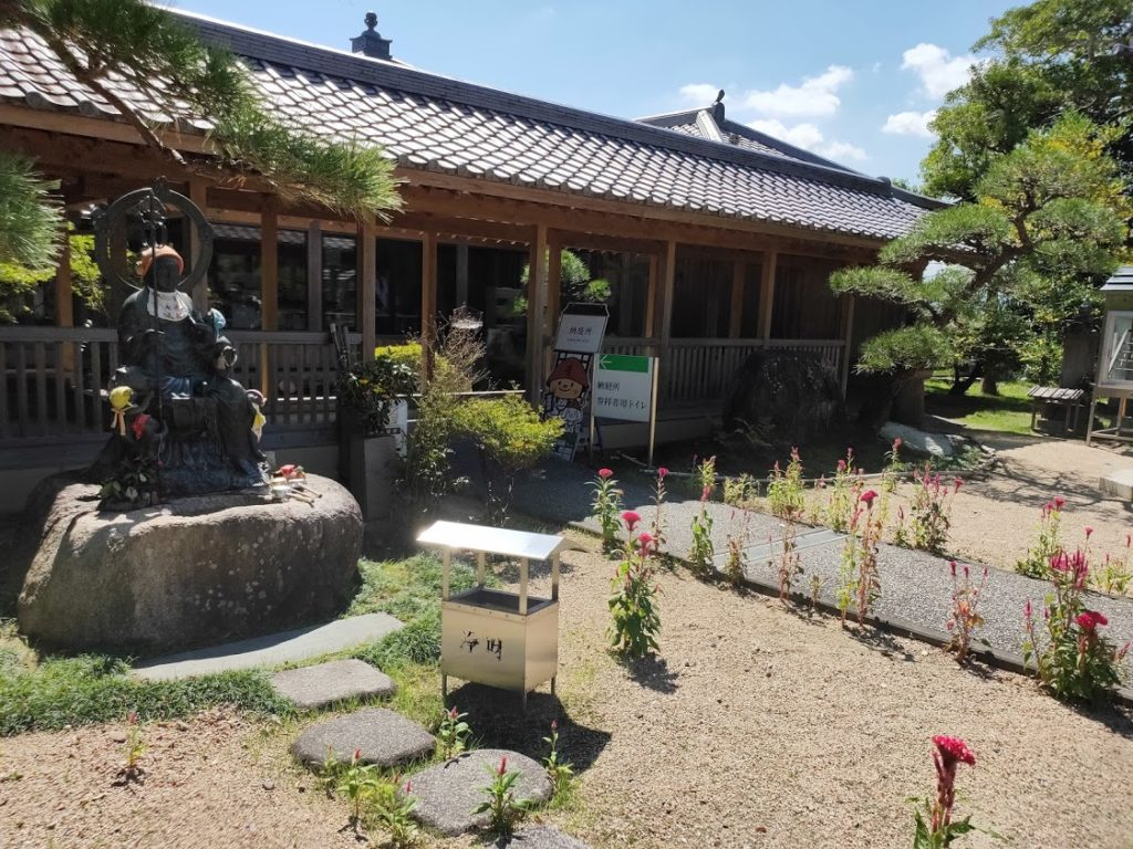 9番法輪寺の水子地蔵
