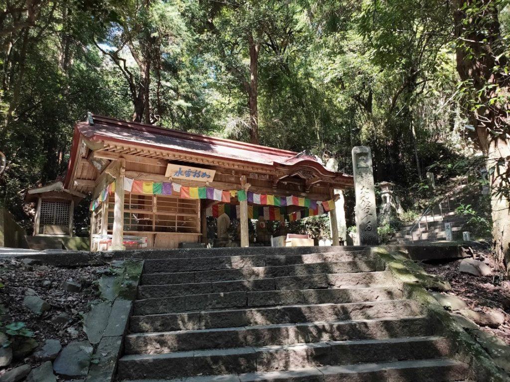 10番切幡寺の中間地点