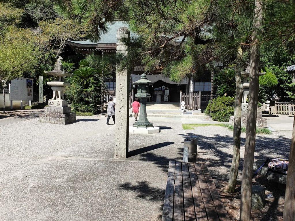 10番切幡寺のお寺の場所