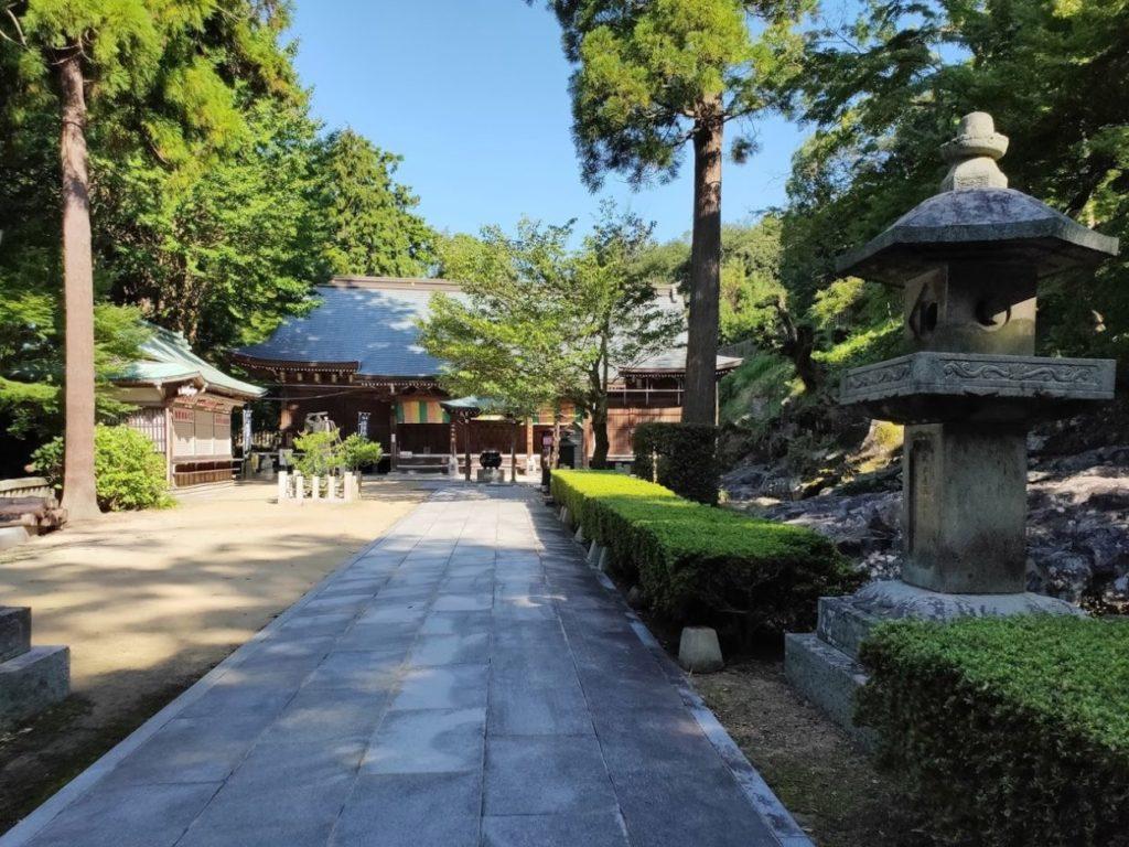 81番白峯寺のサイド寺院