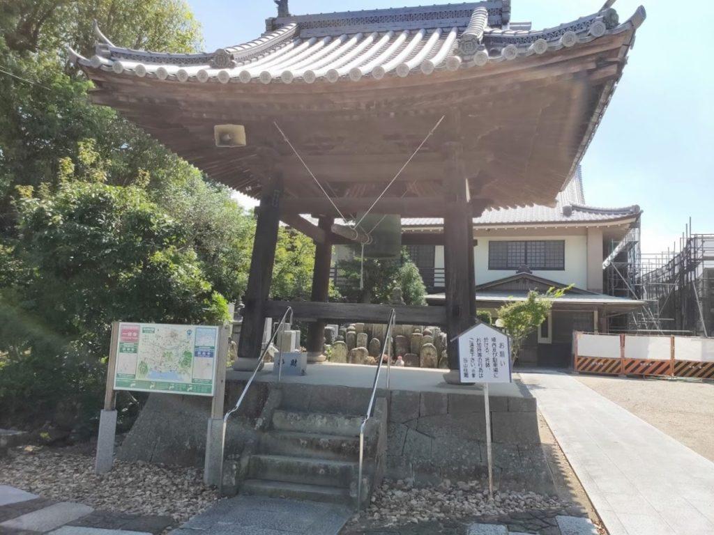 83番一宮寺の鐘