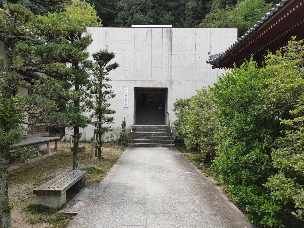 68番神恵院69番観音寺の68番本堂