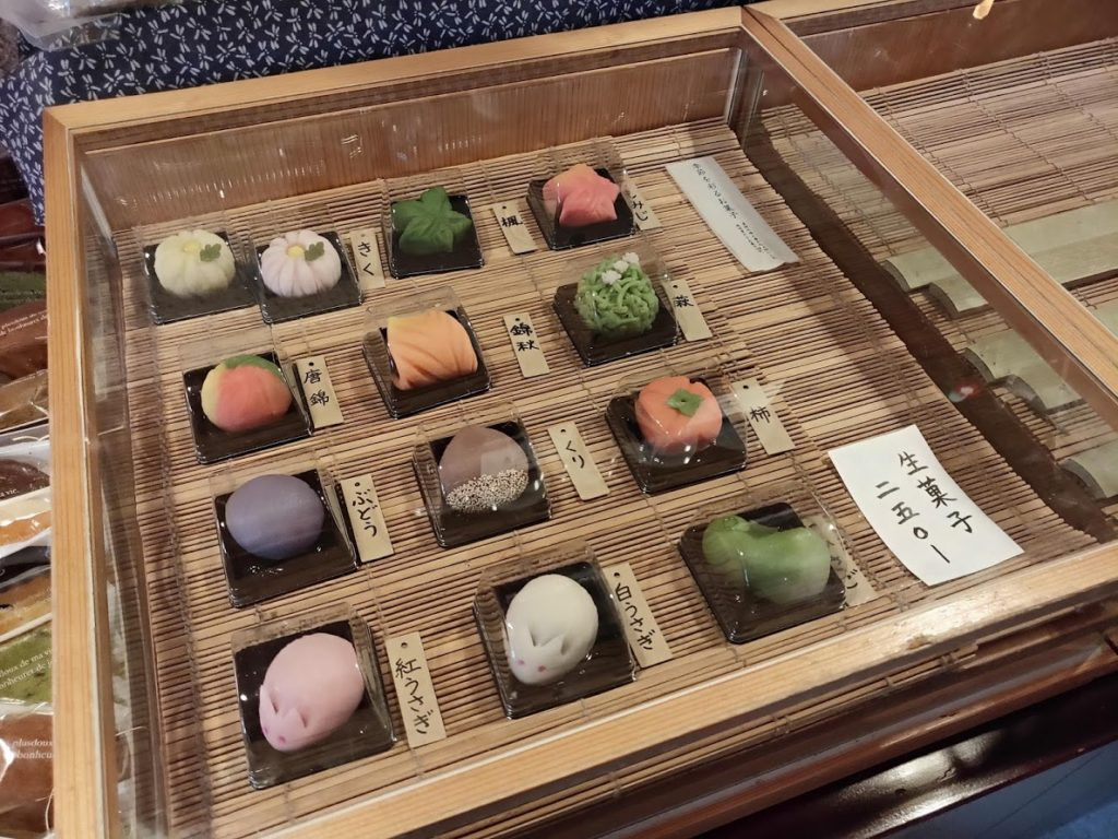 白栄堂の和菓子商品2