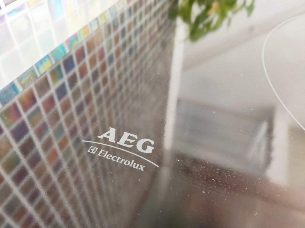 エレクトロラックスAEGのロゴ
