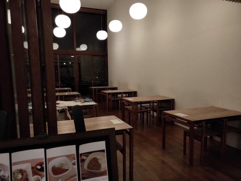 仏生山温泉のレストラン