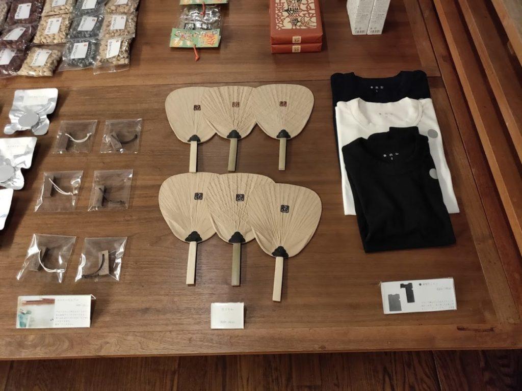 仏生山温泉のTシャツ等