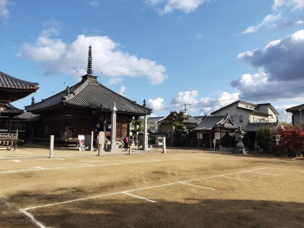 87番長尾寺の大師堂