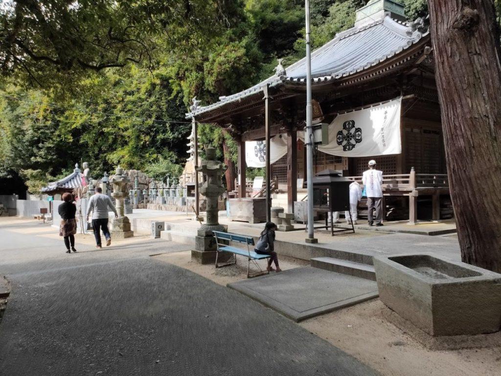 86番八栗寺の大師堂