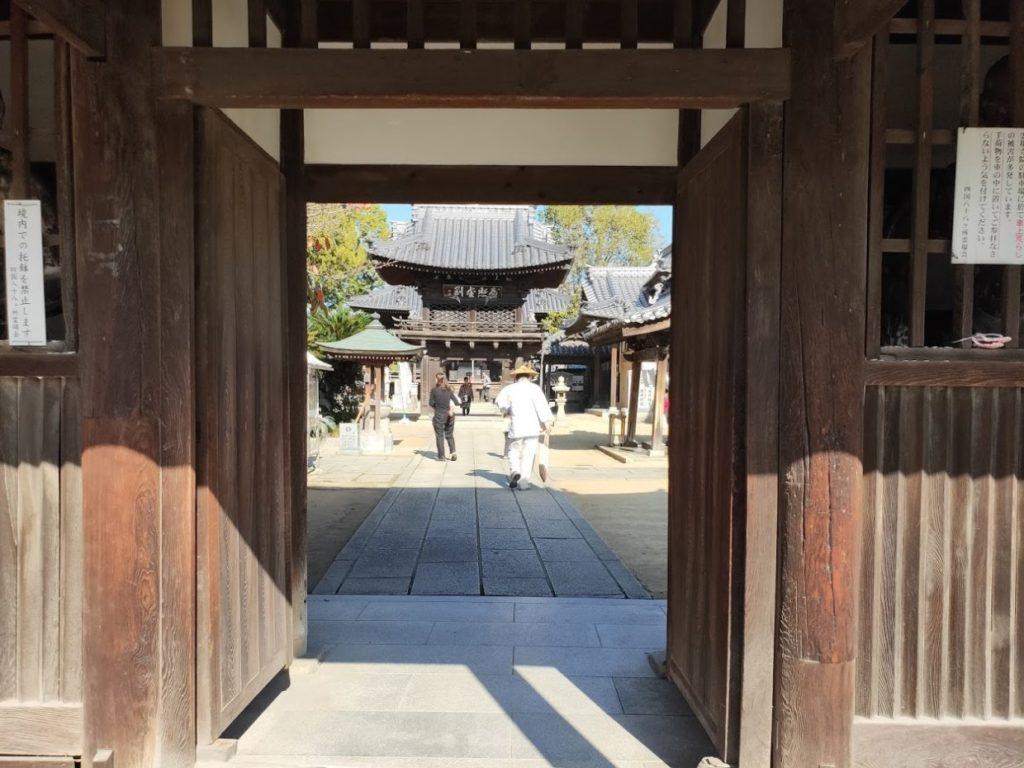 53番円明寺の山門