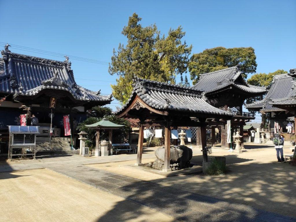 53番円明寺お寺の景色2