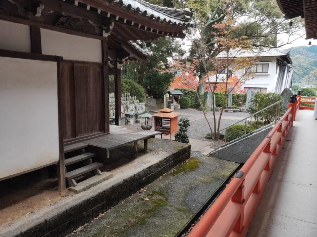 47番八坂寺の景色