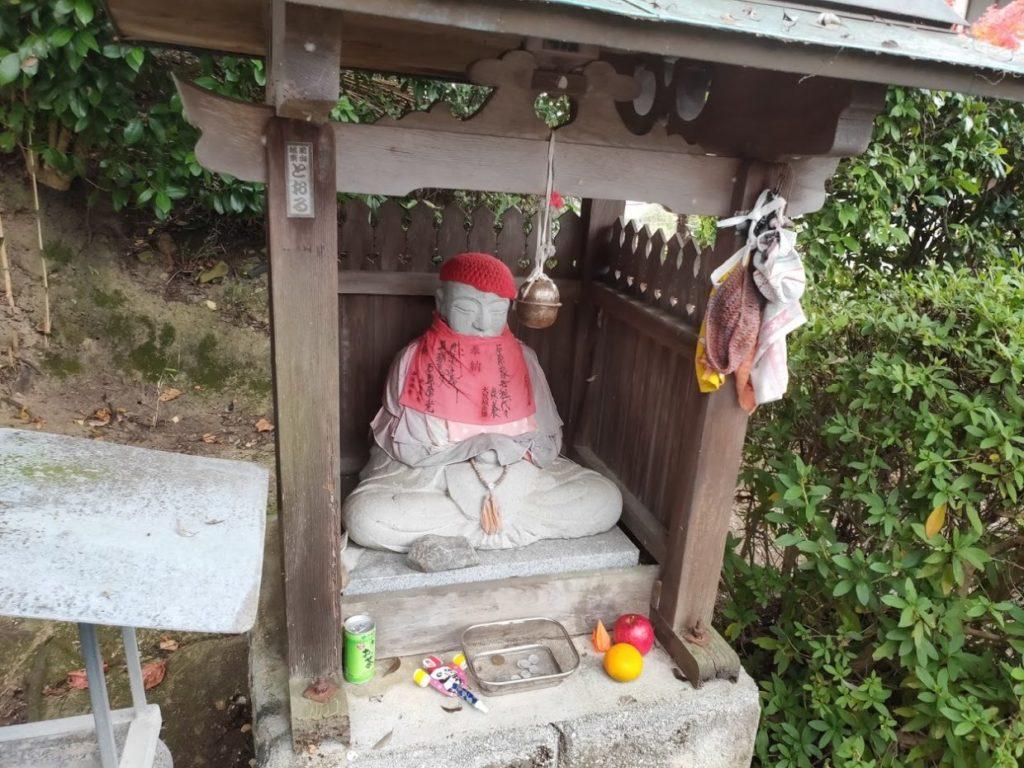 47番八坂寺の地蔵