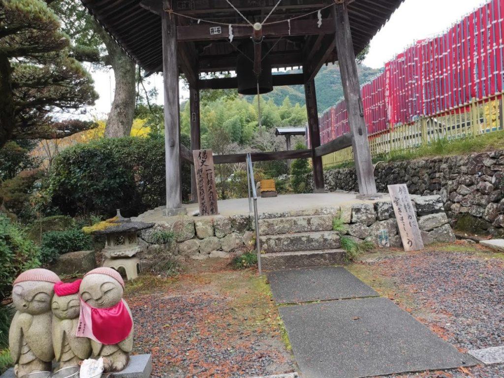 47番八坂寺の鐘楼