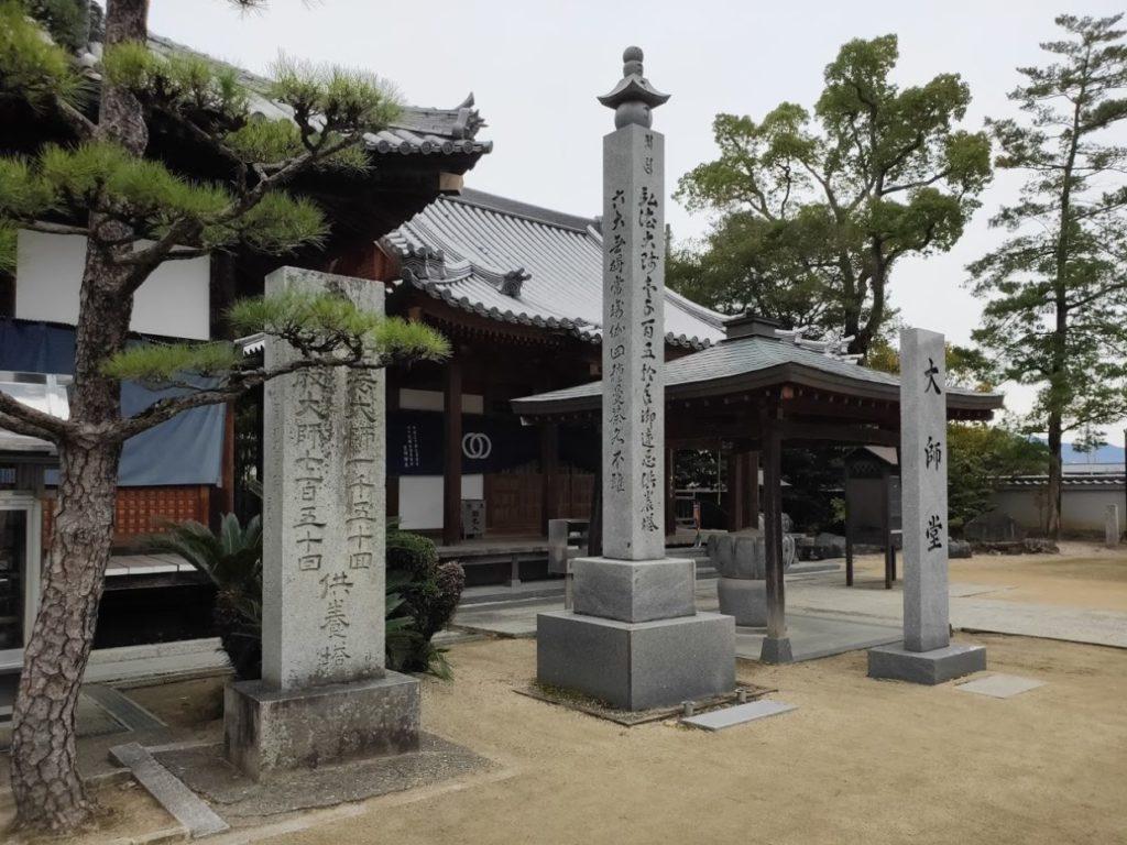 48番西林寺の大師堂外観