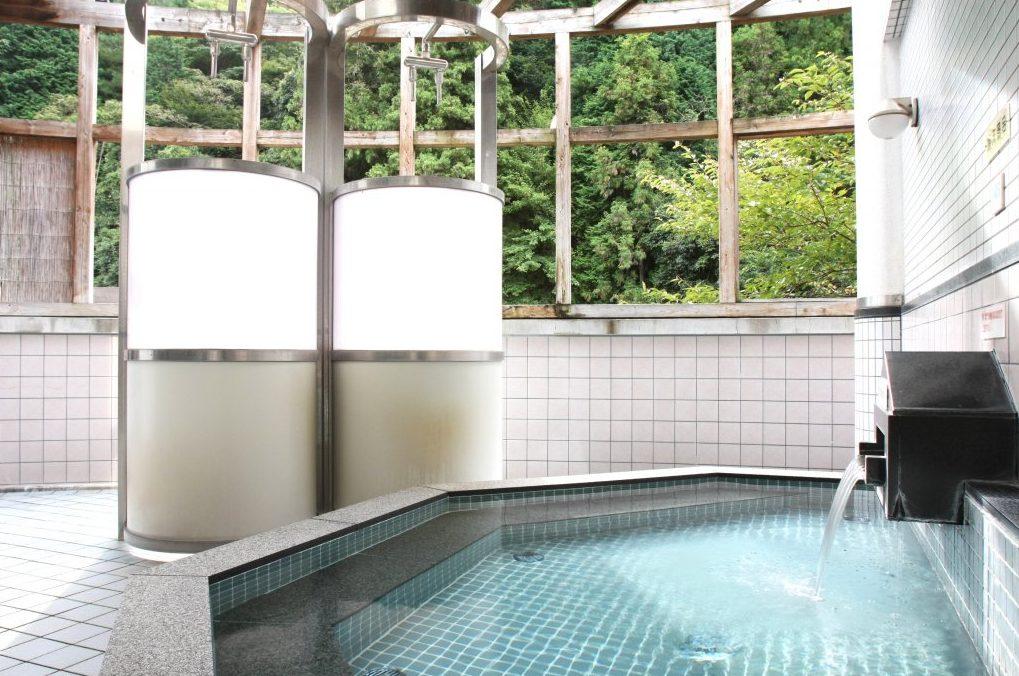 鈍川温泉せせらぎの内風呂1