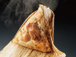 551中華ちまきの鶏肉卵画像