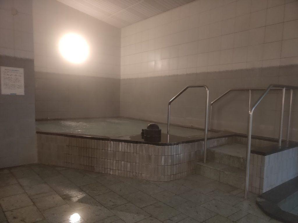 ユウベルホテル松政の内湯2