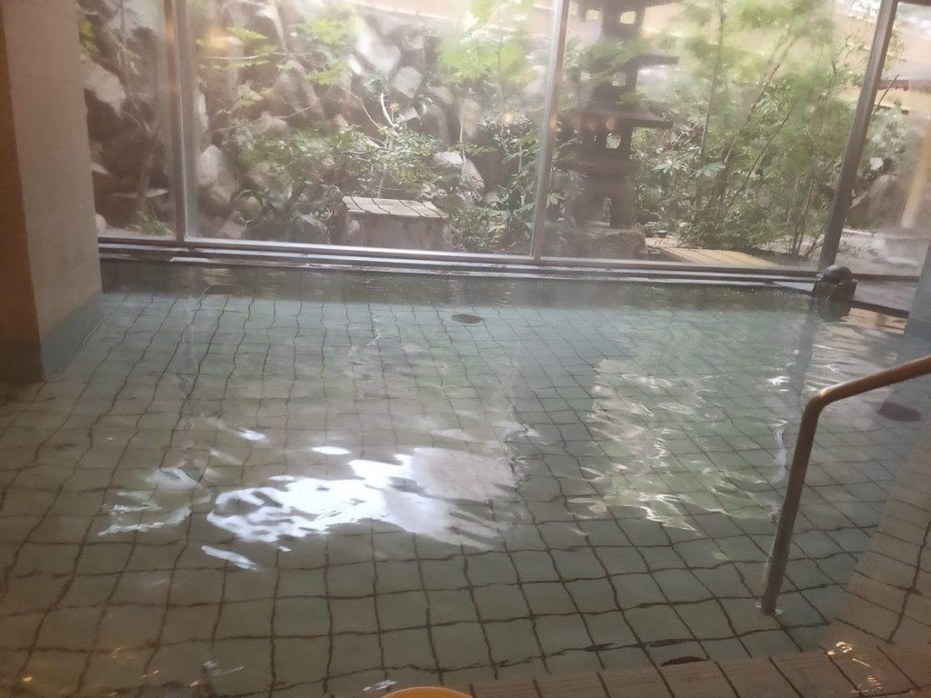 ユウベルホテル松政の内湯4
