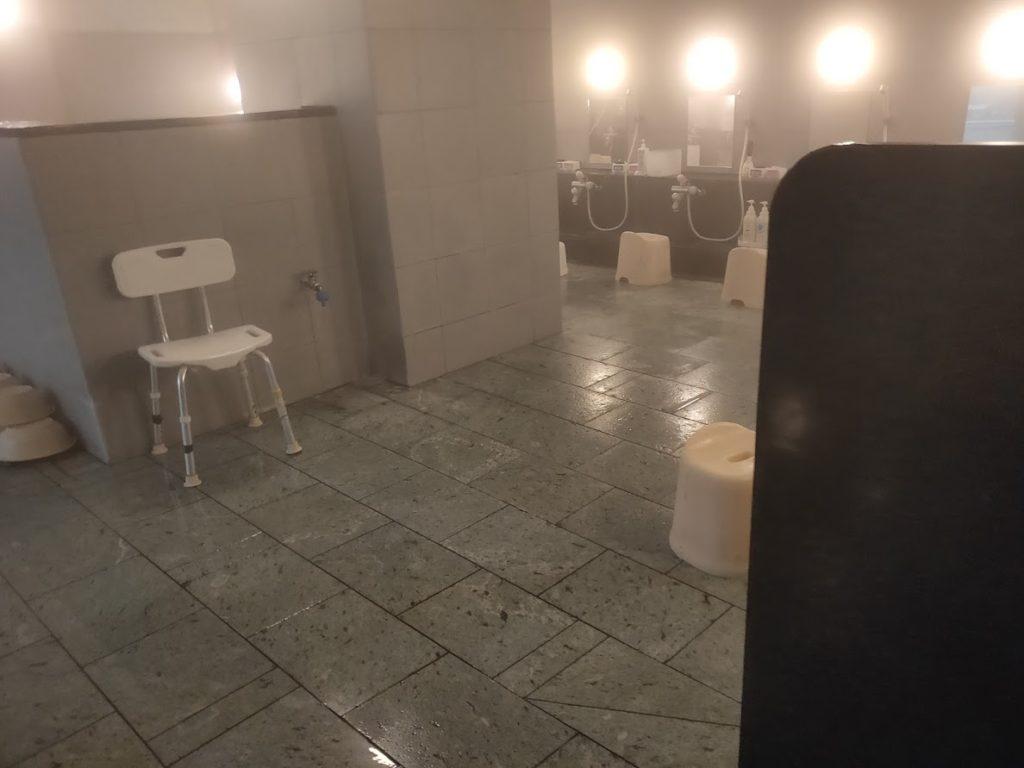 ユウベルホテル松政の内湯5