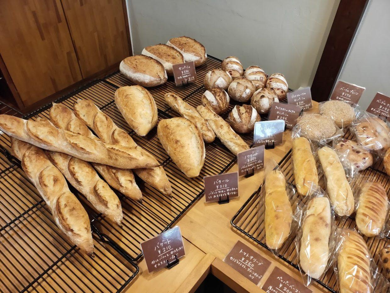 パン屋ブレリックのパンメニュー4