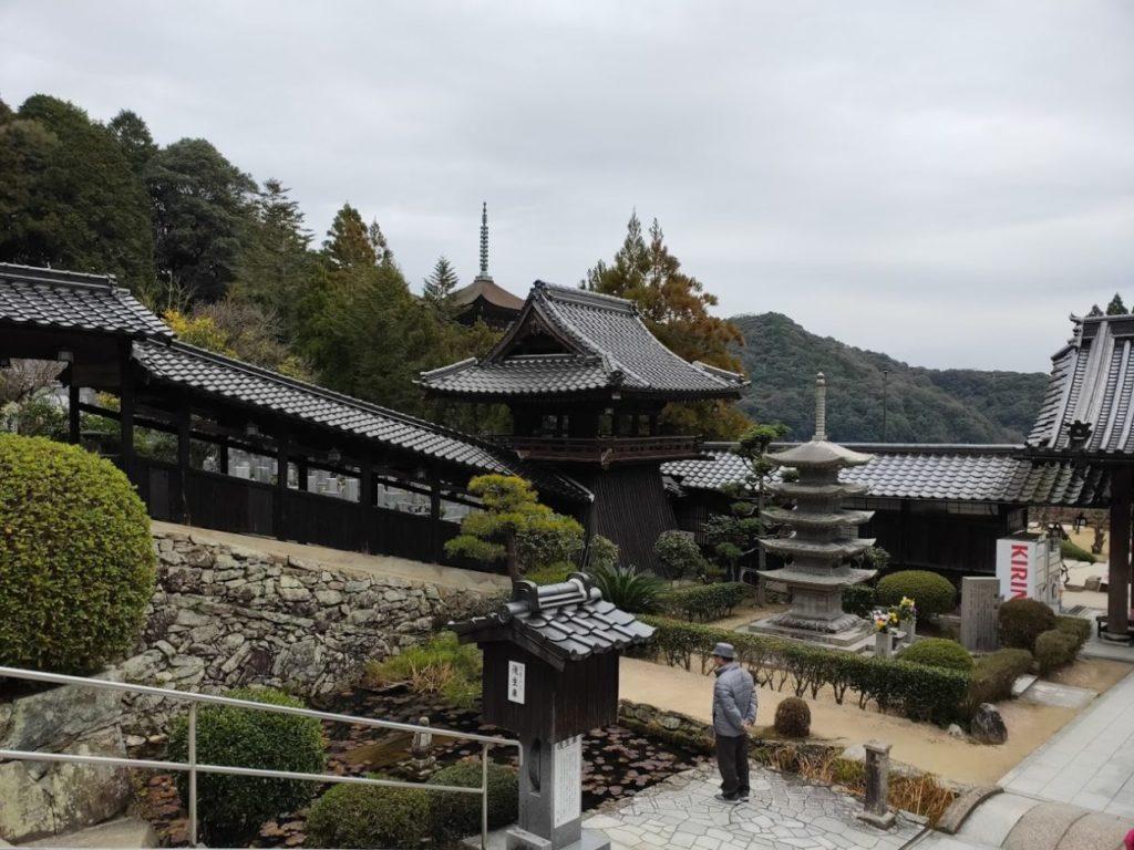 瑠璃光寺の梵鐘