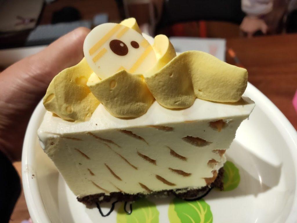 サーティーワンスターウォーズケーキのBB8